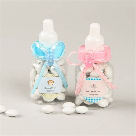 Bottles For Baby Shower by Personalized Baby Bottle Favor