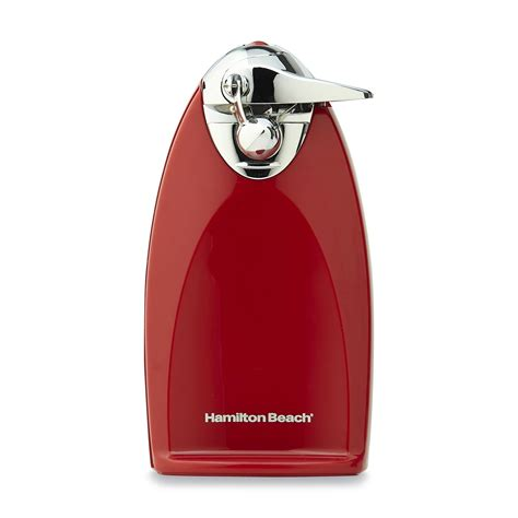 red electric  opener    appliance  kmart