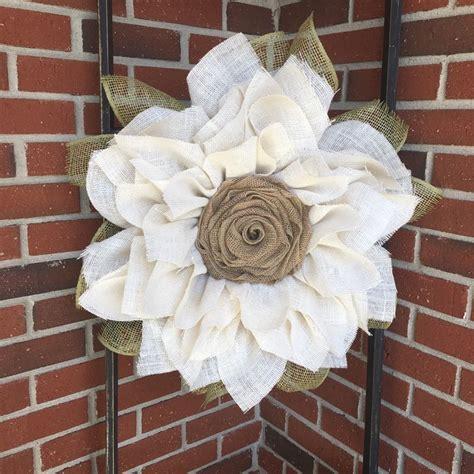burlap crafts 25 best ideas about burlap wreaths on fall