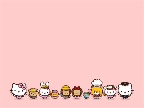 wallpaper computer kitty backgrounds hello kitty wallpaper cave