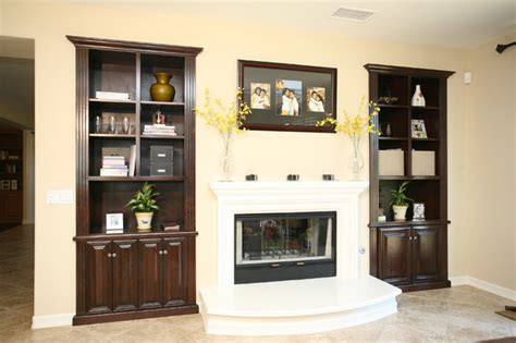 home entertainment cabinetry traditional living room entertainment centers built in niches traditional