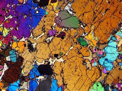 orthopyroxene in thin section northwest africa 6704 a most intriguing new ungrouped