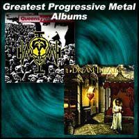 best progressive metal songs 100 greatest progressive metal albums