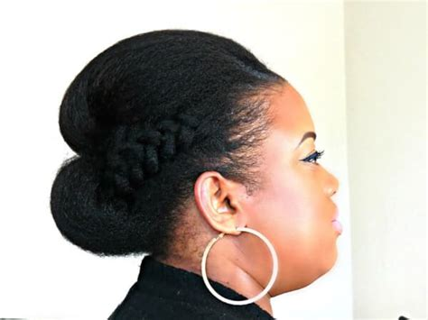 diy kinky hairstyles natural hair style pictures