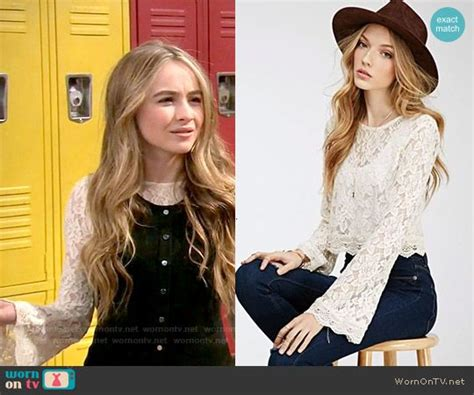 Sabrina Lace Daleman Sabrina Croptop 43 best buy sabrina carpenter clothes images on inspired style inspiration