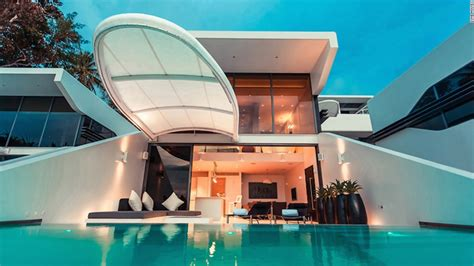 best technology for homes 11 luxury vacation homes cnn