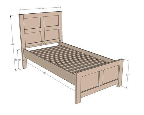 build wooden bed frame loccie better homes gardens