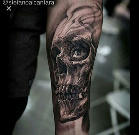 awesome terrific realistic skull tattoo 17 best images about awesome realistic 3d tattoos