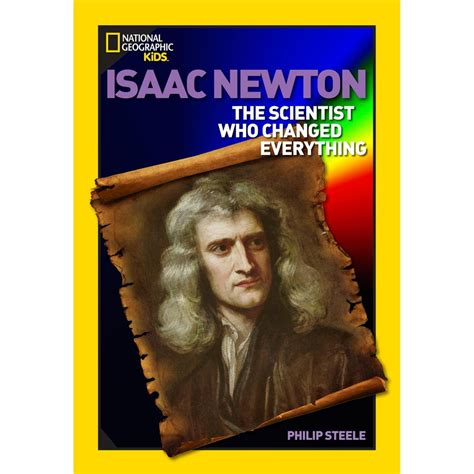 isaac newton biography questions isaac newton softcover national geographic store