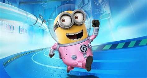 imagenes de minions rosa mini 243 n rush 1 7 2 mod con monedas y bananas infinitas