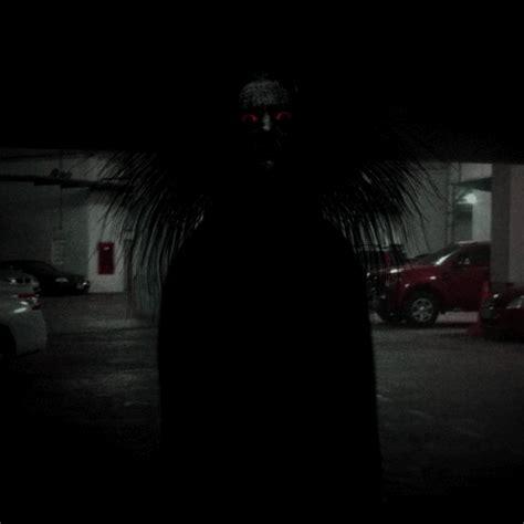 gif dark ghost scary animated gif  gifer