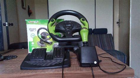xbox 360 volante volante xbox pc clasf