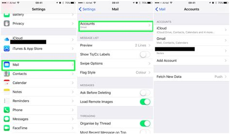 Search Email On Iphone How To Delete Emails And Accounts On Iphone Ubergizmo