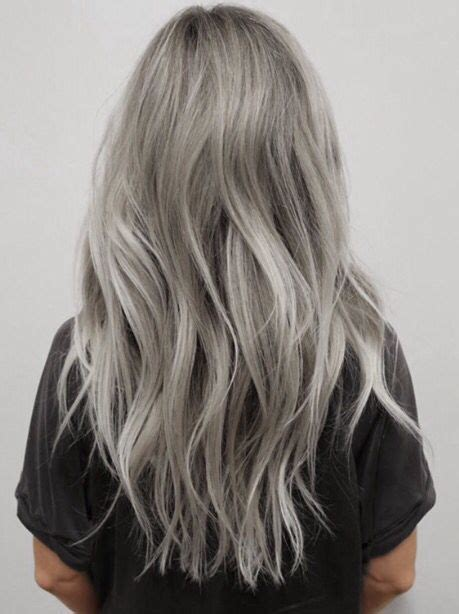 silver and blond hair colors 25 best ideas about silver blonde hair on pinterest