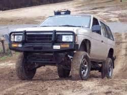 1995 Nissan Pathfinder Lift Kit Rocky Mountain Suspension Products