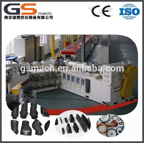 rubber st machine philippines epdm rubber extrusion machine for aluminum windows and