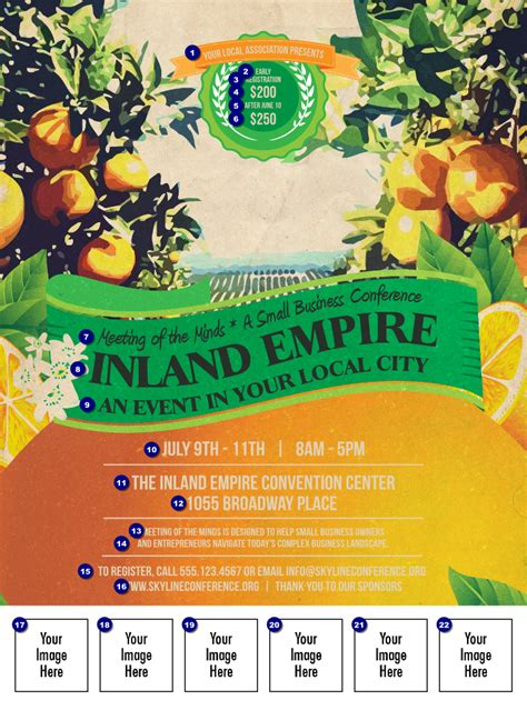 Low Cost Detox Inland Empire by Inland Empire Logo Flyer Ticket Printing