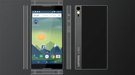Lenovo Vibe Alpha Lenovo Vibe Alpha Rendered With Fresh Display Technologies Concept Phones