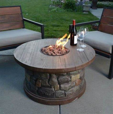luxury small gas fire pit creative of patio gas fire pit