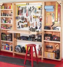 Garage Organization Shelves 20 Garage Wall Storage Ideas Space Organization With