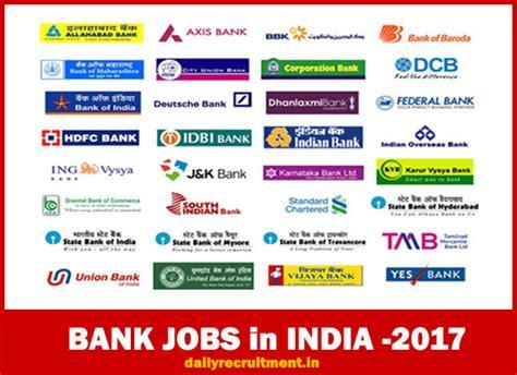 current vacancy in bank bank 2018 notifications 1022 vacancies