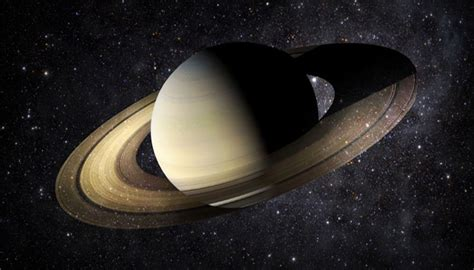 what are the rings of saturn made of mystery birth of saturn s rings solved science