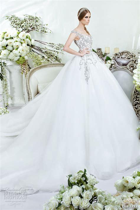 dar 2016 wedding dresses wedding inspirasi