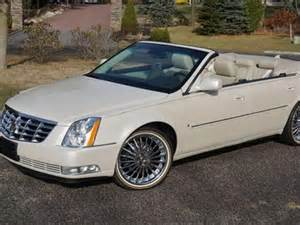 2006 Cadillac Dts Convertible For Sale Dts Convertible Mitula Cars
