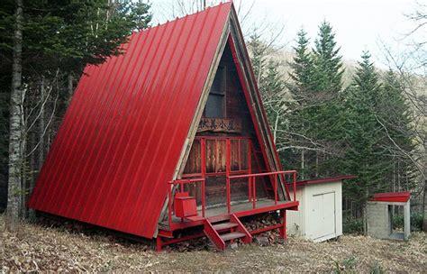 small a frame cabins 30 amazing tiny a frame houses http www designrulz com