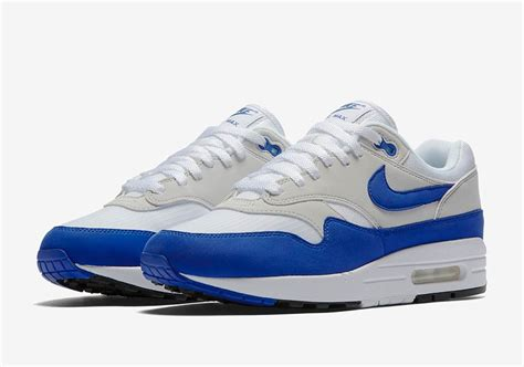 Nike Airmax Blue nike air max 1 og 2017 royal blue the sole supplier