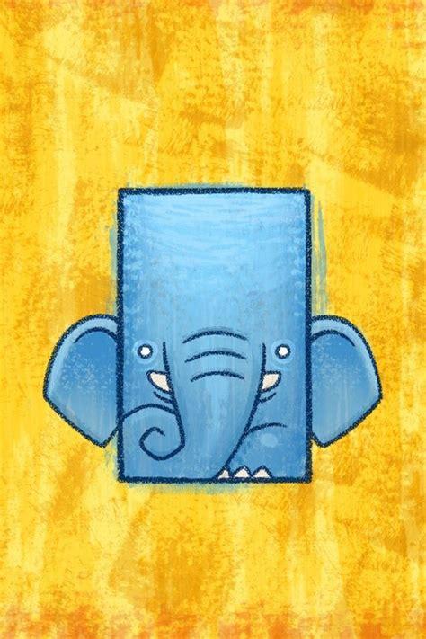 27 Elephant Iphone 55s Casecasingunikfashioncartoonvintage 27 best wallpaper iphone images on backgrounds iphone backgrounds and background images