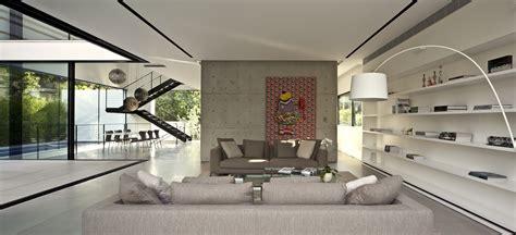 Sala Architects Design Ideas Ramat Gan House 2 By Pitsou Kedem Architects In Ramat Gan Israel