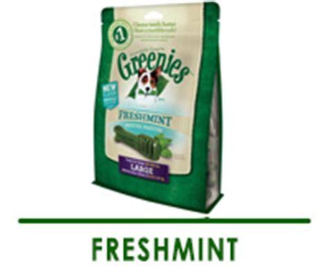 Greenies Freshmint greenies treats lifestage lite smartbites feline greenies