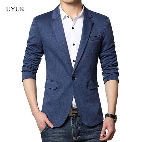 sale 2016 new fashion mens casual blazer single button