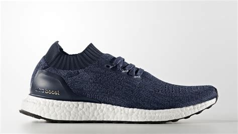 Adidas Ultra Boost Uncaged Navy Premium Quality adidas ultra boost uncaged quot collegiate navy quot adidas sole collector