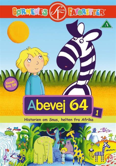 One Vol 64 Bekas abevej 64 vol 1 afrikas helt dvd dvdoo dk