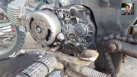 Karet Shock Depan Byson cara mengganti seal gear depan pada motor honda cara