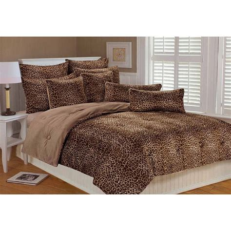 7 Best Images About Bedding On Pinterest Quilt Sets Cheetah Print Bedding