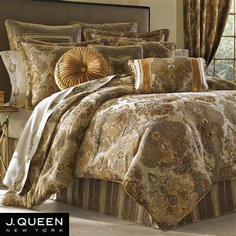 new comforter bradshaw damask comforter bedding by j queen new york