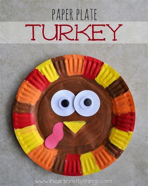 turkey pattern for kindergarten paper plate turkey thanksgiving turkey craft and craft