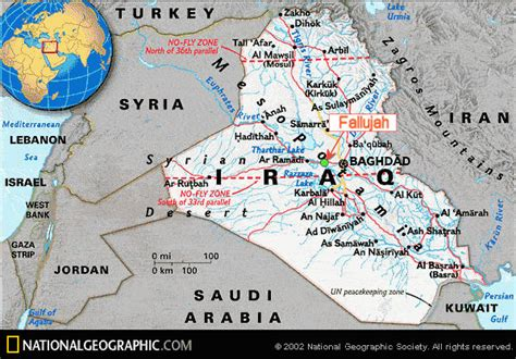 fallujah iraq map areas controlled by quotes