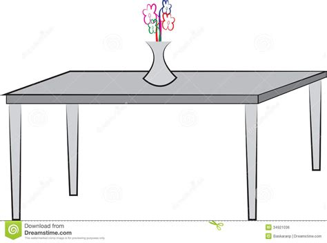 simple drafting table simple drawing of table royalty free stock image image
