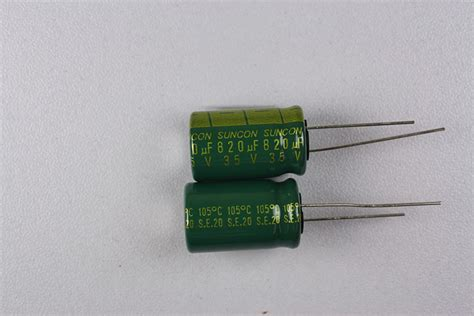 electrolytic capacitor memory effect 16me1200cx