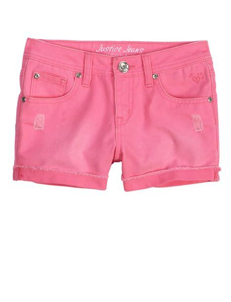 colored denim shorts colored denim shorts bottoms new arrivals shop