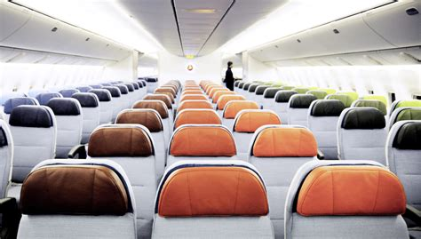 Turkish Airlines Interior by Cabin Interiors And Ground Services Priestmangoode