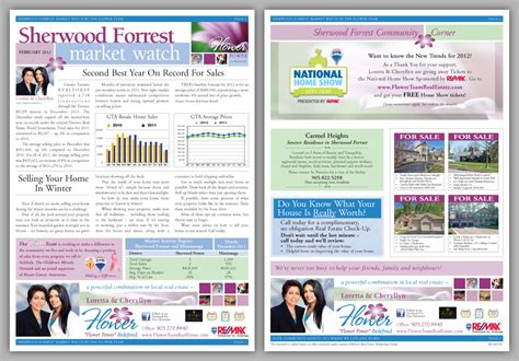 cover letter for referral real estate direct mail newsletter realtor newsletter