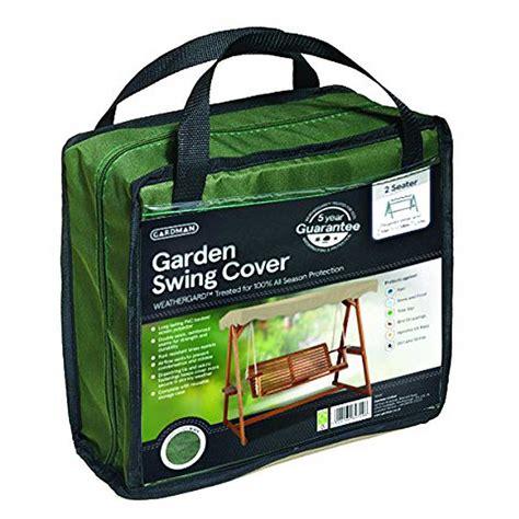 2 seater garden swing cover gardman polyester 2 seater garden swing cover 182cm width