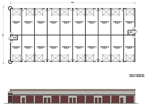 pin commercial building floor plan free download pictures self storage unit floor plans diy mini storage building