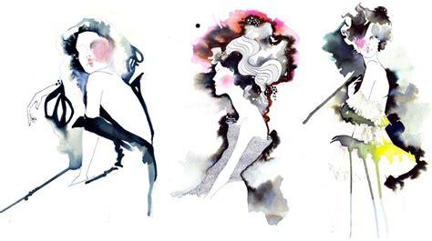 Best Fashion Illustration Blogs by Carla S Fashion Amelie Hegardt S Illustration