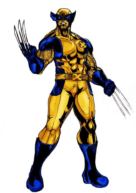 wolverine colors wolverine color by jayahendra on deviantart
